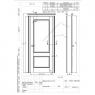 001-Дверной блок