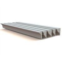 001-Карнизы архитектурные фасадные (34 шт.)