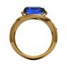 "001-Кольцо ""Emerald"""