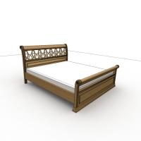 001-Кровать Касабланка