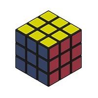 001-Кубик Рубика
