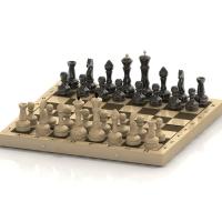 """001-Шахматы """"Классика"""""""