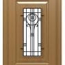 002-Входной дверной блок