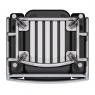 002-Кресло на металлическом каркасе