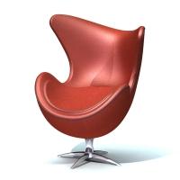 """003-Кресло """"Egg chair"""""""