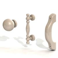 004-Комплект ручек для бани