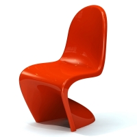 "007-Стул ""Panton Chair"""