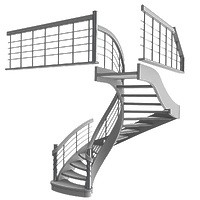 008-Лестница