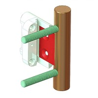 003-Петля для входных дверей SIMONSWERK BAKA 2D 20 RZ 57