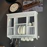 001-Полка навесная для кухни