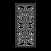 022-Решетка кованая